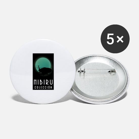 Nibiru Collection Buttons - Nibiru collection - Large Buttons white