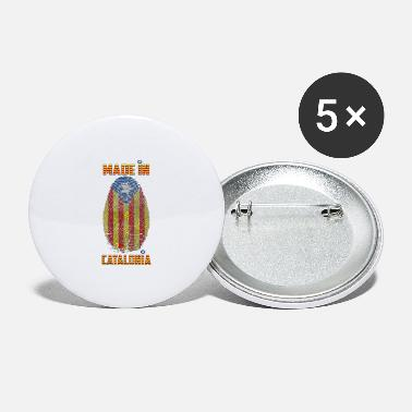 MADE IN CATALONIA - Large Buttons