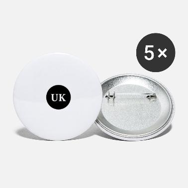 Uk UK Design UK Logo - Large Buttons