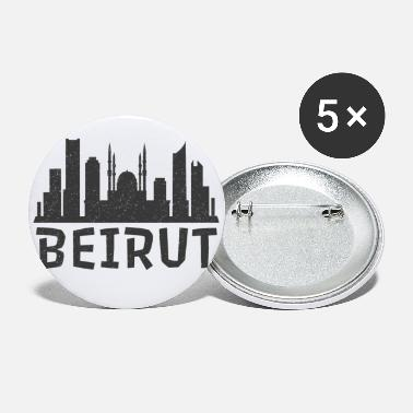 Beirut - Design - Large Buttons