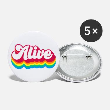 I live - Store buttons