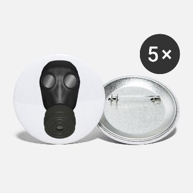Gas Gas mask - Large Buttons