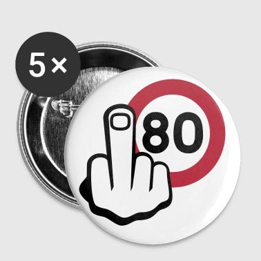 fuck80 - Badge grand 56 mm