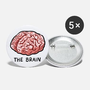 Brain THE BRAIN - Buttons groß