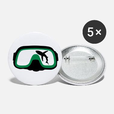 Maske-diving diving Mask - Store buttons