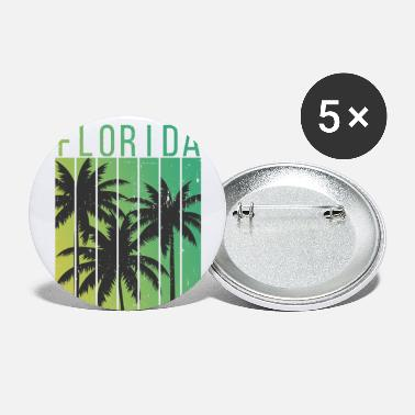 South Seas Florida Sunset - Large Buttons