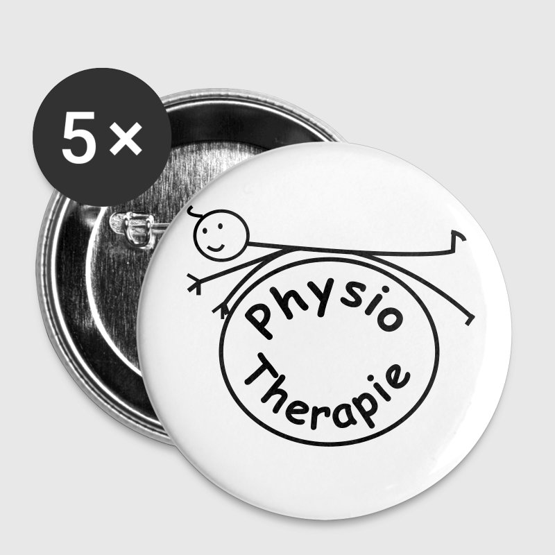 Physiotherapeut / Physiotherapie - Chapa grande 56 mm