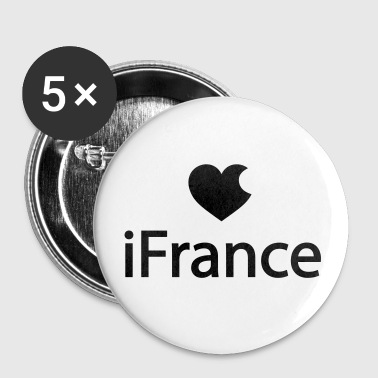 iFrance - Badge grand 56 mm