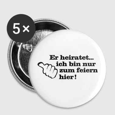 er__heiratetfeiern - Buttons groß 56 mm