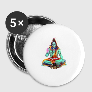shiva - Buttons groß 56 mm