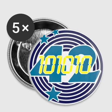 101010 (3c) - Buttons groot 56 mm