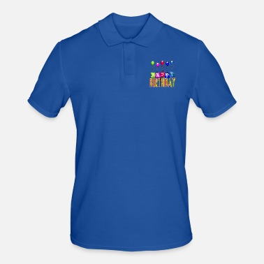 Happy Birthday happy birthday - Camiseta polo hombre
