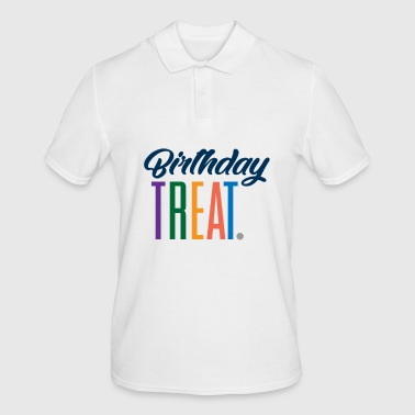 Fødselsdag Fødselsdag Fødselsdag Fødselsdag PARTY - Herre poloshirt