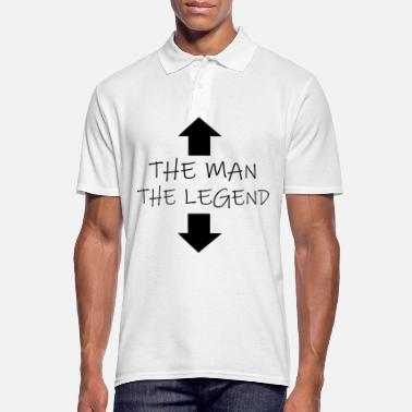 Legend The Legend - Men's Polo Shirt