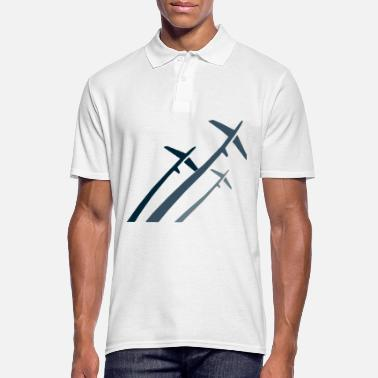 Airplane Airplanes - Men's Polo Shirt