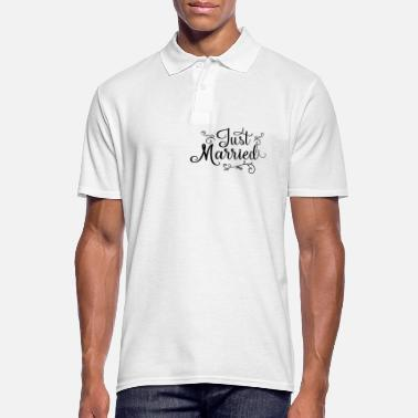 Just Married Just married - Men's Polo Shirt