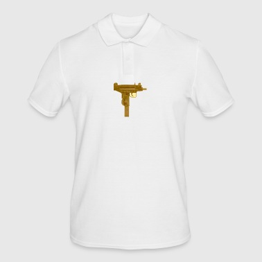 uzi - Men's Polo Shirt
