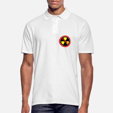 Anti Nuclear Power Anti nuclear power Nuclear power stations Nuclear energy Atomic energy - Men's Polo Shirt