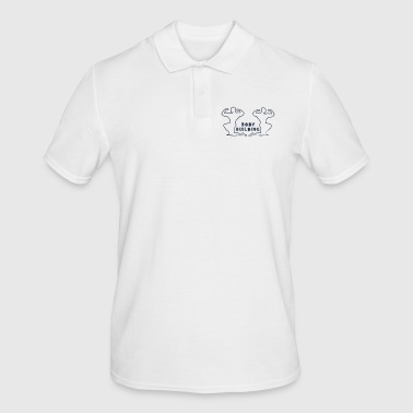 body builder - Men's Polo Shirt