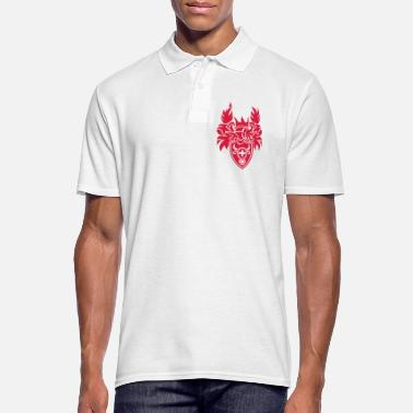 Swiss SWISS CREST, T-SHIRTS, SWISS GIFT - Polo Homme