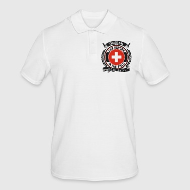 switzerland - Men's Polo Shirt