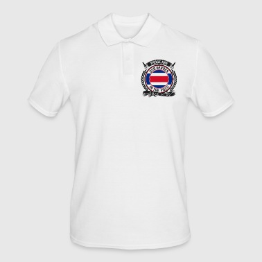 Costa Rica - Men's Polo Shirt