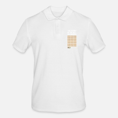 Us History of the US Presidents US Presidents - Men's Polo Shirt