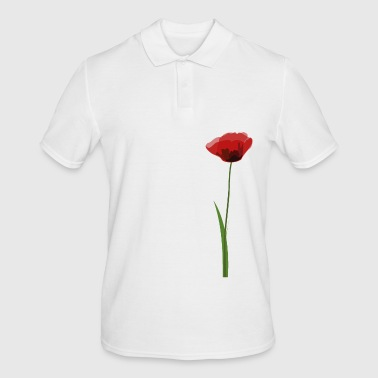 Poppy - Men's Polo Shirt
