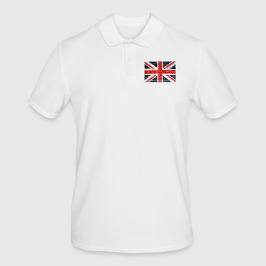 Union Jack Brick Wall - Men's Polo Shirt