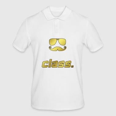 Class - World Class First Class Summer Sunglasses - Men's Polo Shirt