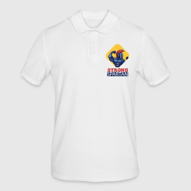 Fearless defender - Men's Polo Shirt