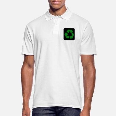 Recycling Recyclig - Mannen poloshirt