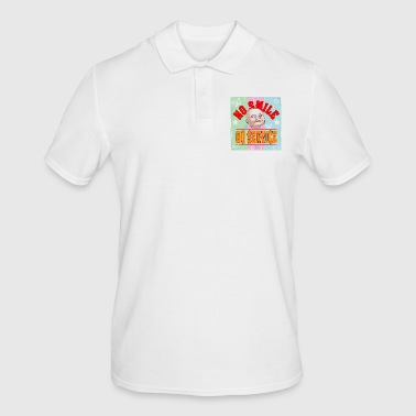 You do everything for such a smile - Men's Polo Shirt