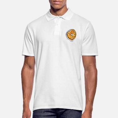 Fruit Fruit de fruit orange Fruit - Polo Homme