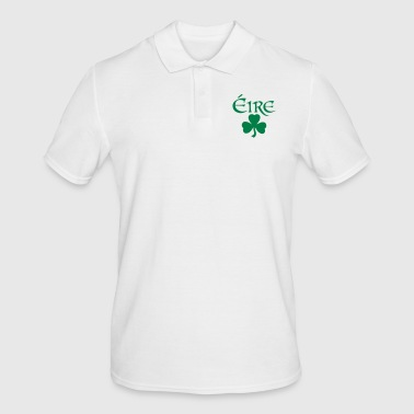 Eire Shamrock Ireland logo - Men's Polo Shirt