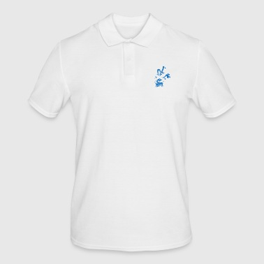Nation Design Scotland Bagpipe ZPfdXt - Men's Polo Shirt