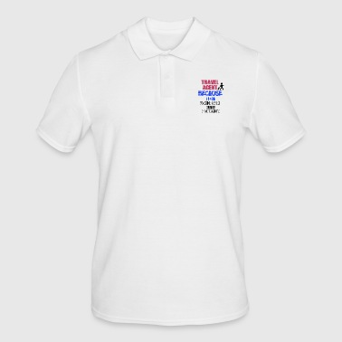 Travel agent - Men's Polo Shirt