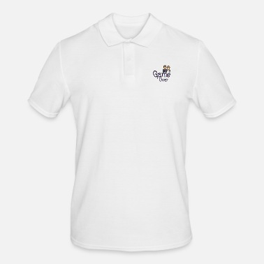 Over Game Over - Men's Polo Shirt