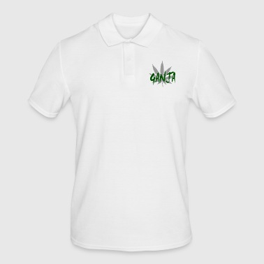 ganja - Men's Polo Shirt