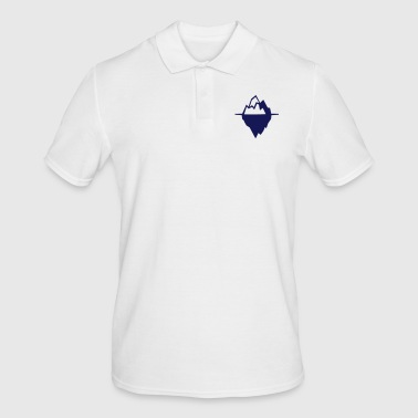 Iceberg gift - Men's Polo Shirt