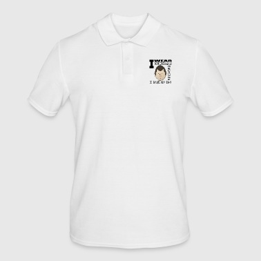 Ego No ego face - Men's Polo Shirt