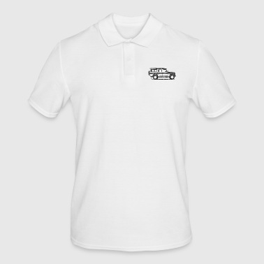 Defender - Men's Polo Shirt