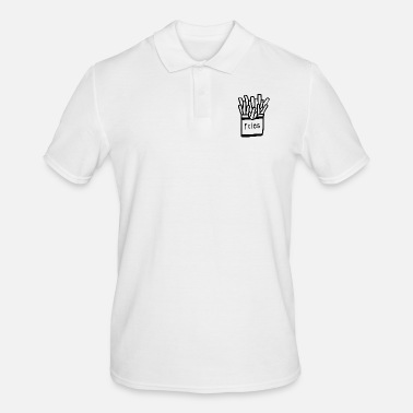 Friese fries - Mannen poloshirt