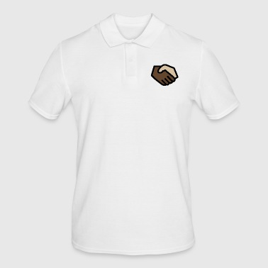 shake cultures - Men's Polo Shirt