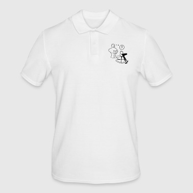 Navigation is easy - Men's Polo Shirt