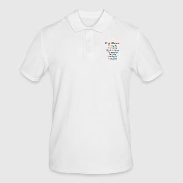 The gay week - Men's Polo Shirt