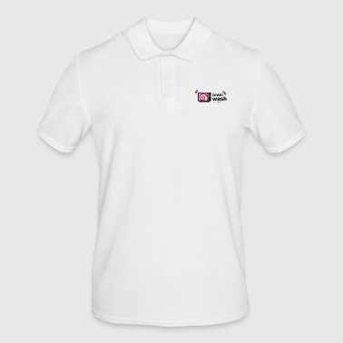 Brainwashed by television - Men's Polo Shirt