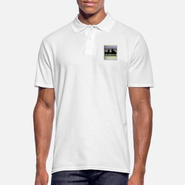 Officialbrands Cologne M1 // odysee - Men's Polo Shirt