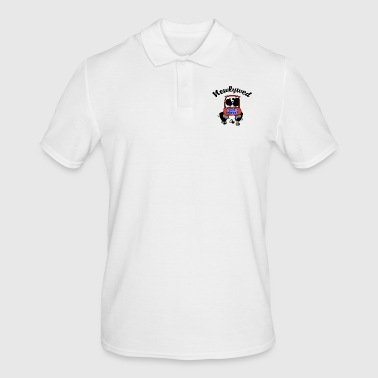 just married - wedding, married couple - Men's Polo Shirt