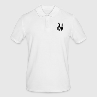 Basketball Slam Dunk City - Men's Polo Shirt